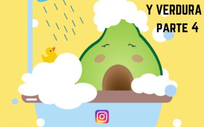 LAVAR Y DESINFECTAR LA FRUTA Y VERDURA DE MANERA SEGURA.