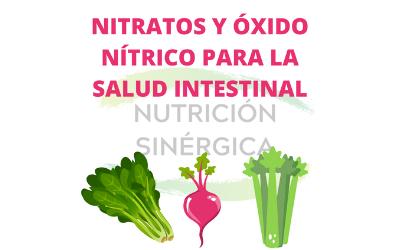 Una dieta rica en nitratos puede prevenir la disbiosis y promover la salud gastrointestinal,